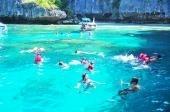 ทัวร์เกาะพีพี เกาะไม้ท่อน เกาะไข่ เรือเร็ว