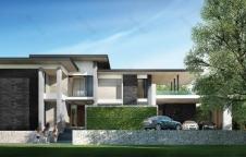 รับสร้างบ้าน Modern Luxury 5ห้องนอน 845 ตรม CC-H2-84501.11