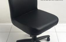 เก้าอี้สำนักงานรุ่น CH-01 โครงขาเหล็กชุบโครเมี่ยม