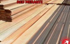ส่งมอบ Red meranti ไม้สยาแดง  ให้ลูกค้าครับ