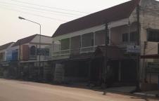 ขายอาคารพานิชย์2ชั้น2คูหาทำเลค้าขาย ห้องละ 20 ตร.วา