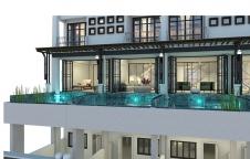 โครงการ luxury townhome @ cha-am ตกแต่งพร้อมเข้าอยู่ค่ะ