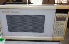 Microwave Repair ซ่อมไมโครเวฟ ยี่ห้อ SHARP รุ่น R-7A56