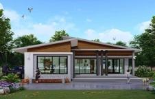 รับสร้างบ้านครบวงจร รับเขียนแบบบ้าน อพาร์ทเม้น  โรงงาน รีสอร์ท