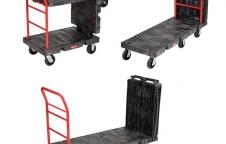 Convertible Platform Truck  รถเข็นแบบปรับเปลี่ยนรูปร่างได้