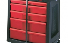 Drawer Mobile Work Center ตู้ลิ้นชักเก็บอุปกรณ์แบบเคลื่อนที่