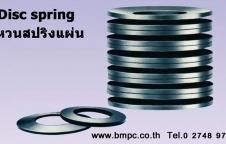 Schnorr, Disc spring, แหวนสปริงจาน, แหวนกะทะ, Belleville washer