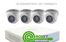 กล้อง HD Analog Hikvision