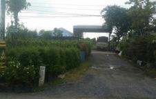 ขายทีดินแปลงงามทำเลดี ติดถนนเมนหลัก คลอง15 รังสิต-นครนายก