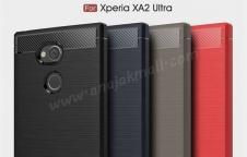 M3702 เคสยางกันกระแทก Sony Xperia XA2 Ultra