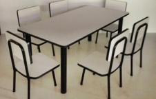 ชุด โต๊ะอนุบาล รุ่นปังปอนด์ สินค้าราคาโรงงาน