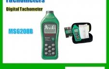 เครื่องวัดความเร็วรอบ MS6208B MASTECH Digital Tachometer