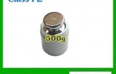 ลูกตุ้มน้ำหนักมาตรฐาน สแตนเลส Class F2 น้ำหนัก500g CAF2-500g
