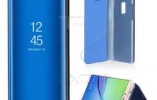 M4084 เคสฝาพับ Samsung Galaxy J7 Plus เงากระจก
