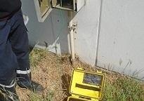 บริการตรวจวัดค่าความต้านทานหลักดิน ( Ground resistance test )