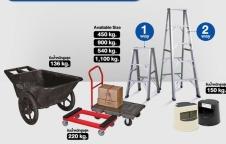 Aluminium Ladder บันไดอลูมิเนี่ยม