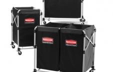 Basket Trucks : X-Carts รถเข็นแม่บ้าน,รถเข็นเตรียมผ้าซักรีด