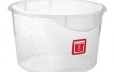 Rubbermaid : Round Container กล่องเก็บอาหารแบบทรงกลม