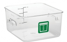 Rubbermaid : Square Container กล่องเก็บอาหารแบบทรงเหลี่ยม