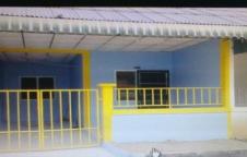 ขายบ้าน 2 ห้องนอน 1 ห้องน้ำ 1 ห้องครัว ที่จอดรถ ใกล้ บิ๊กซี