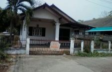 บ้านเดี่ยว ตัวเมืองพะเยา60ตรว.2นอน1น้ำ1ครัวอยู่ เจ้าของขายเอง