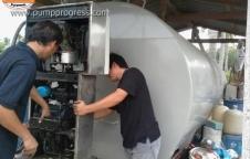 บริการซ่อม  ติดตั้ง  ตู้น้ำมัน ถังน้ำมัน  และอุปกรณ์น้ำมันต่างๆ