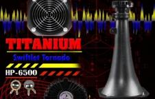 ลำโพงเสียงนอก Swiftlet Tornado Titanium HP-6500