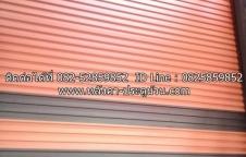 ฐานทอง โมเดิร์นกรุ๊ปติดตั้งประตูม้วนโชว์รูมสอบถาม 082-5859852