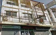 ขายอาคารพาณิชย์ทำเลทอง 2 คูหา เยื้องโรงพยาบาลสระบุรี