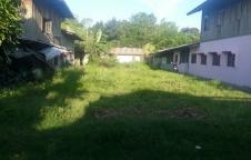ขายที่ดินด่วน  ทำเลงาม  ใจกลางหมู่บ้าน  เนื้อที่ 91 ตร.วา