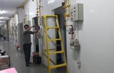 บริการ รับติดตั้งเดินท่อแก๊ส ตามอาคาร บ้านพักอาศัย