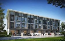 ขายทาวน์โฮม 3 ชั้น โครงการใหม่ บ้าน วิรัลพัชร Exclusive