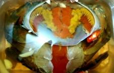 ปูไข่ดองน้ำปลา