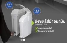 Sanitary bin ถังขยะใส่ผ้าอนามัย