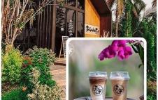 ร้านกาแฟนครปฐม In Garden Hut Cafe แชะชิมแชร์ จิบกาแฟ ชิลๆ