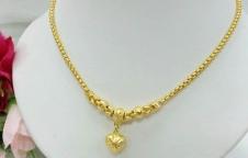 สร้อยคอ สร้อยทอง ทองคำ จากเศษทองคำเยาวราช TEL : 083-274-1706