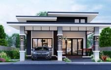 เปิดจอง บ้านพร้อมที่ดิน บ้านสาระพรรณฮิลล์ สระบุรี 2 ห้องนอน