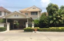 ขายบ้าน บางกอก บูเลอวาร์ด ราชพฤกษ์ พระราม5 นนทบุรี