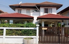 ขายบ้านเดี่ยว 60 ตรว ม.บ้านบัวทอง นนทบุรี