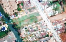ที่ดินเปล่า 114 ตารางวา ซอยเลียบวารี 45 เขตหนองจอก