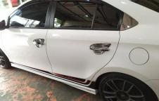 ขายรถ VIOS TRD 2014 sports tivo สีขาว