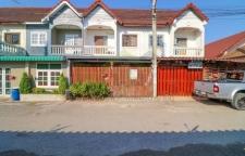 ขายบ้านพัทยา ขายทาวน์เฮาส์ 2 ชั้น ถนนชัยพรวิถี 33