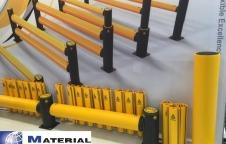 Rack Guard & Barrier / Bollards