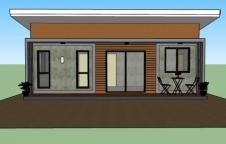 บริการรับสร้างบ้าน Renovate น็อคดาวน์ สามารถเข้าอยู่ได้ทันที