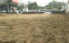 ขายที่ดินติดถนนเพชรบุรีตัดใหม่ ใกล้MRTเพชรบุรี