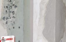 LANKO 731 ปูนฉาบซ่อมแซมโครงสร้าง ติดต่อ 02-0900601-3