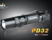 จำหน่าย ไฟฉาย Fenix PD32 R5 ความสว่าง 315 ลูเมนส์ เพียง 2025 บาทเท่านั้น