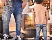 กางเกงยีนส์เด็ก ยีนส์เด็กขาเดฟ ยีนส์เด็กนำเข้า เสื้อผ้าเด็กนำเข้า สไตล์เกาหลี ขายปลีก ขายส่ง