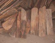 ไม้แผ่นตกแต่งบ้าน รีสอร์ท โรงแรม ซุ้มไม้ รั้วไม้ เป็นไม้แดงแผ่นใช้ตกแต่งผนัง
