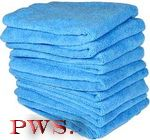 ผ้าไมโครไฟเบอร์ เนื้อ3M เช็ดแล้วไม่ทิ้งรอยนิ้วมือ และคราบต่างๆ